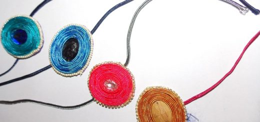 Soutache Rakhees