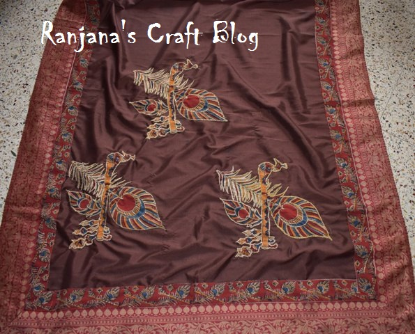 Kalamkari Patch work