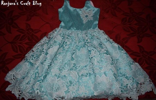 Baby dress design